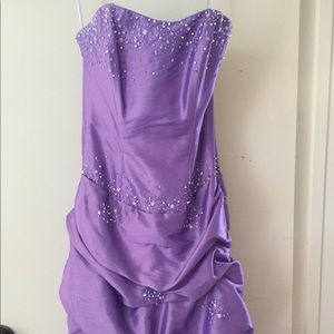 Dresses & Skirts - Purple gown